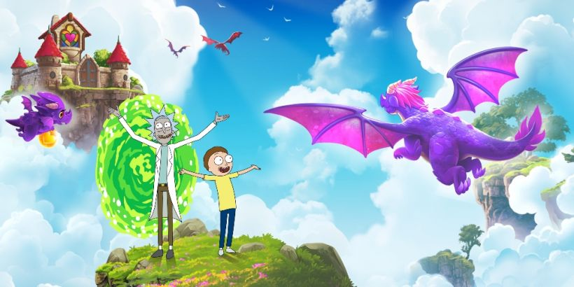 The latest Merge Dragons! Rick and Morty crossover event kicks off today