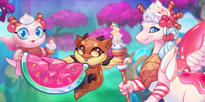 Merge Dragons latest event introduces Bon Bon and Nilla dragons to the popular puzzler