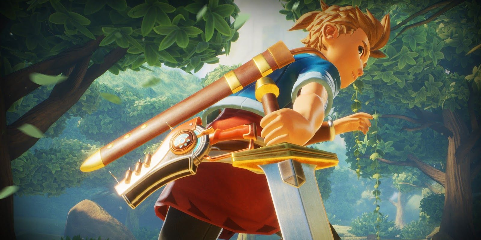 Oceanhorn 2's Golden Edition update is the Zelda-like adventure's biggest since launch, and it's available today