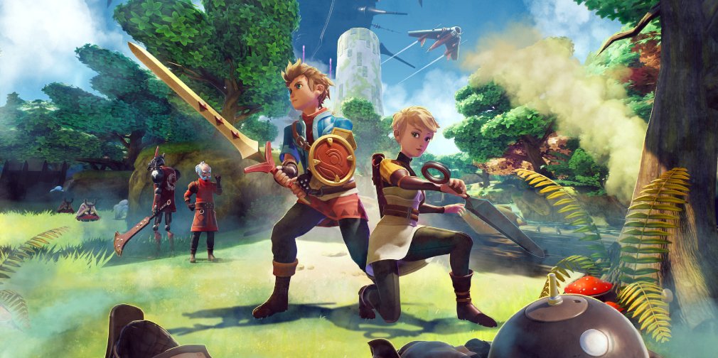 Oceanhorn 2: Knights of the Lost Realm will be heading to Nintendo Switch this Fall