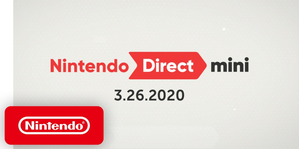 Watch today's full Nintendo Direct Mini right here