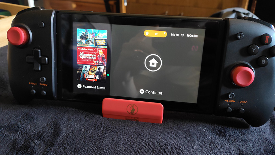 How To Tear Apart Your Switch Dock And Build A Smaller One