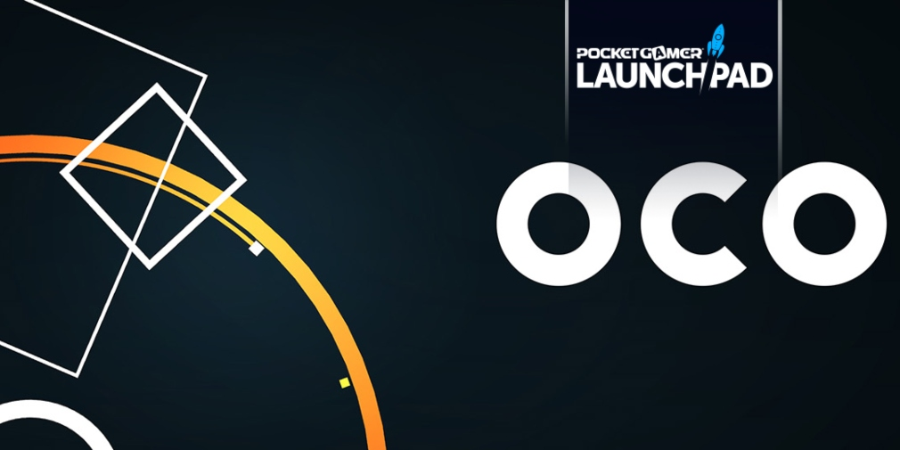 OCO, the stylish platformer, will be getting a PRO update soon with a new game mode called Olympus