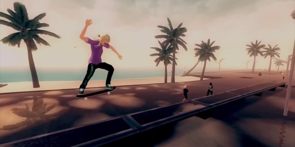 Skate City, from Alto's Odyssey developer Snowman, kickflips its way onto Apple Arcade