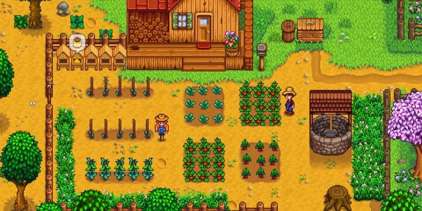 Stardew Valley's Update 1.5 launches on console, mobile players may have to wait a bit longer