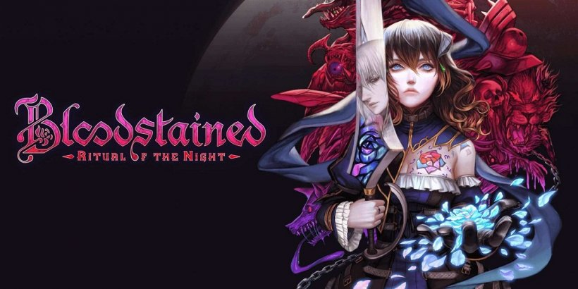 Mobile versions of Bloodstained: Ritual of the Night out next month, pre-registration available now