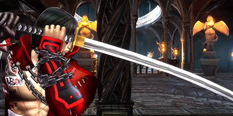 Bloodstained: Ritual of the Night's latest update introduces the Zangetsu mode DLC