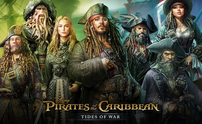 Season 5 of Pirates of the Caribbean: Tides of War is available now, introducing a host of new content