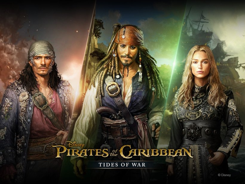 Pirates of the Caribbean: Tides of War adds new Tactician and Animal Companion System in latest update