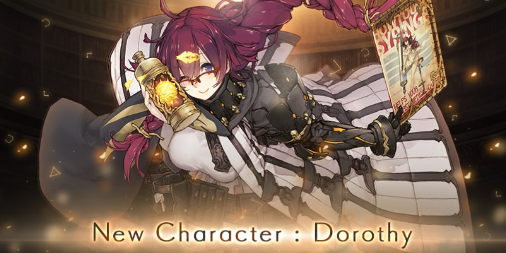 SINoALICE's latest update introduces a new character called Dorothy to Pokelabo's RPG