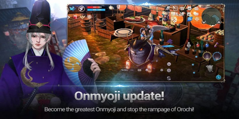 Lineage 2: Revolution brings in the latest Onmyoji Update that allows the players to explore the Spectral Realm