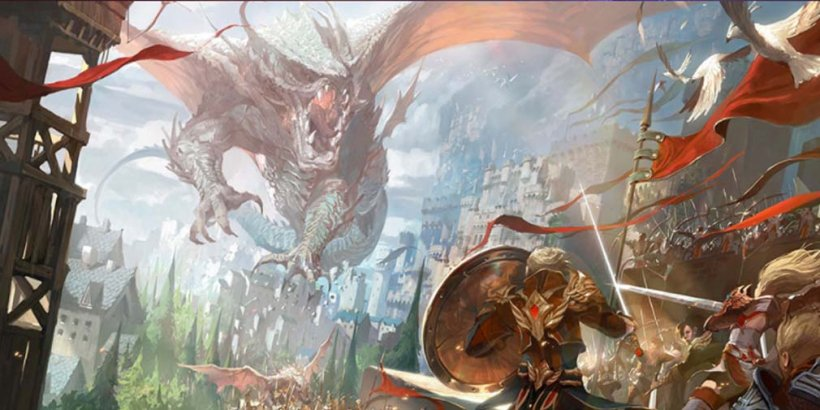Lineage 2: Revolution kicks off Season 2 of the Expansion Pack: Valakas' Fury with a bang