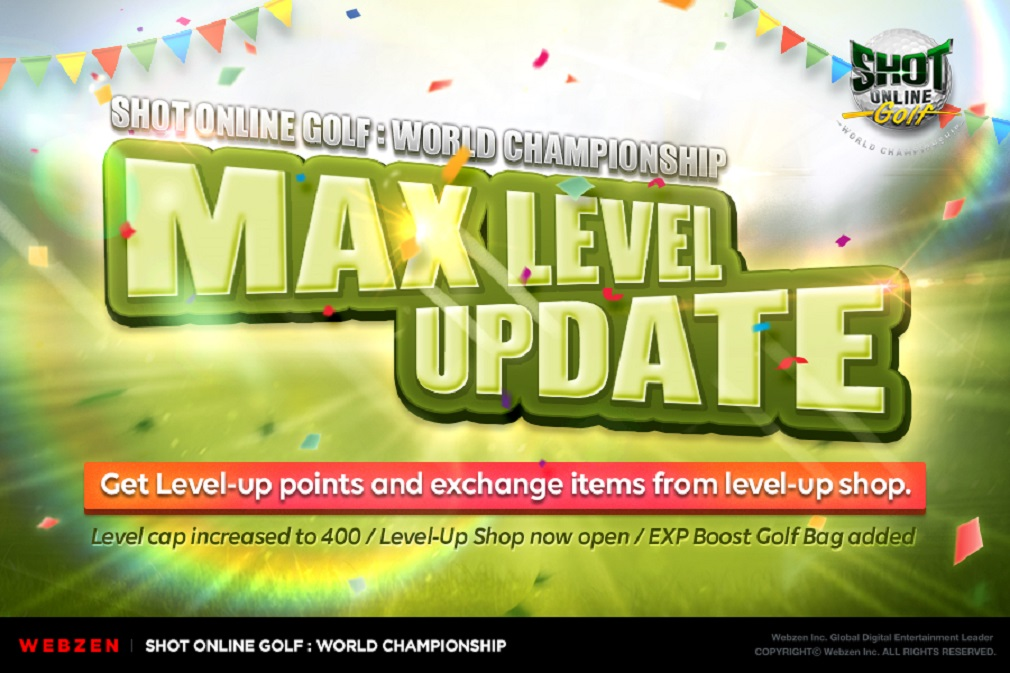 Everything you need to know about Shot Online Golf: World Championship's latest features and how to use them