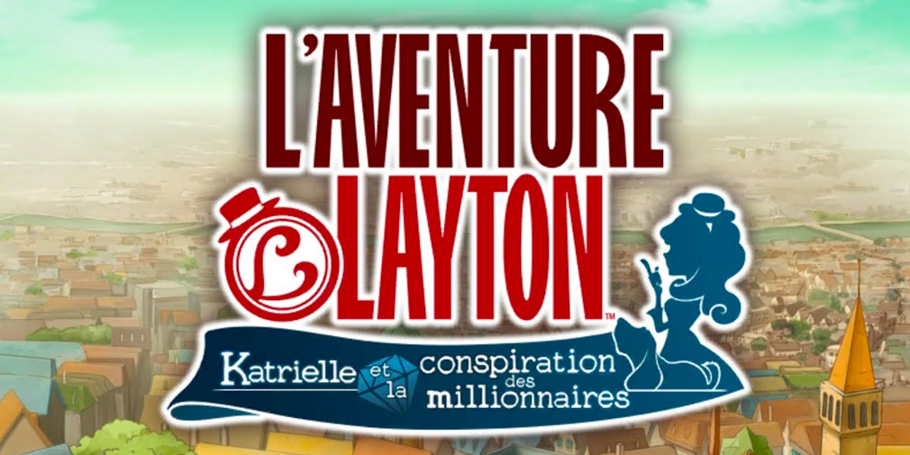 Test de L'aventure Layton