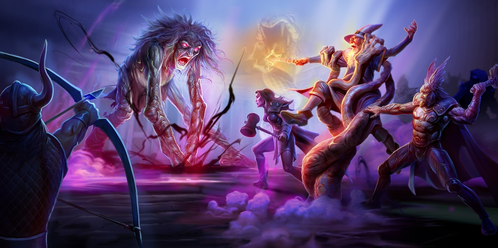 Old School RuneScape introduces the Nightmare of Ashihama, a monstrous new group boss