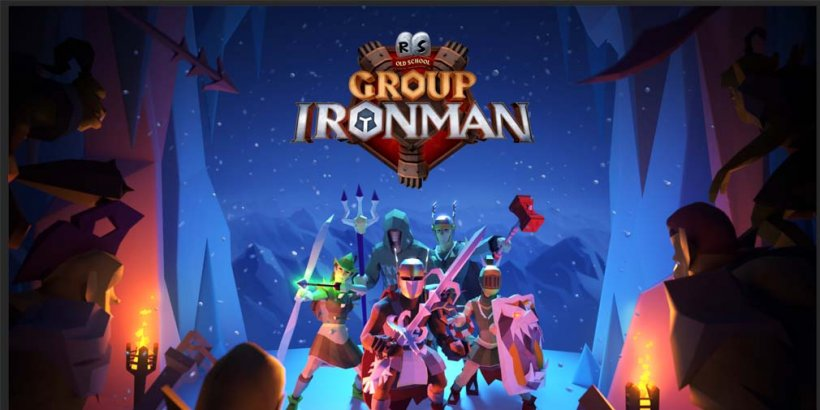 Old School RuneScape adds highly anticipated co-op mode, Group Ironman, into the iconic MMORPG