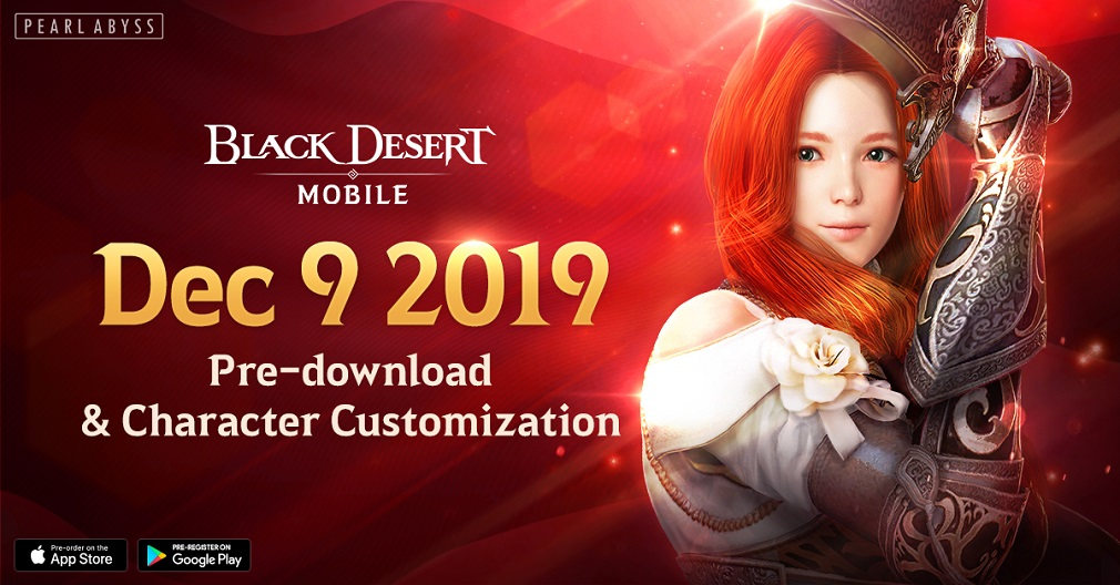 Black Desert Mobile opens today for pre-download