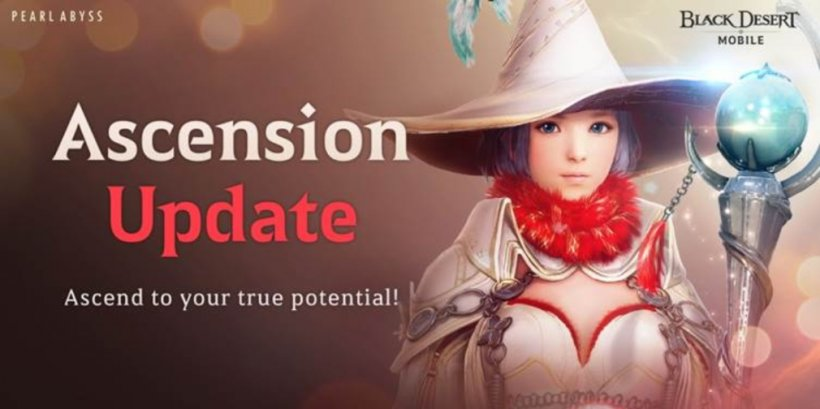 Black Desert Mobile's latest update adds the highly anticipated class ascension system