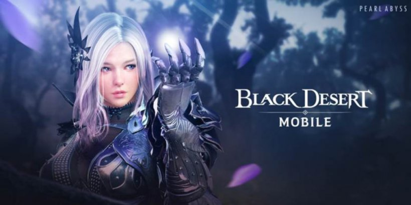 Black Desert Mobile's all-powerful Dark Knight class has arrived
