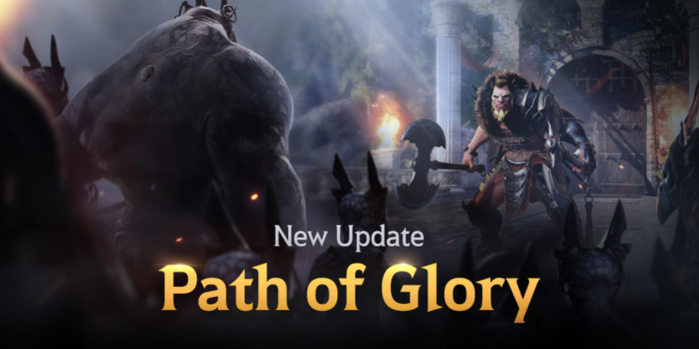 Black Desert Mobile introduces Path of Glory tower defence mode and brings back the Field of Valour