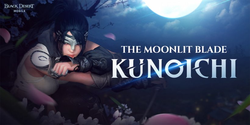 Black Desert Mobile adds a new stealth based class, Kunoichi, in latest update
