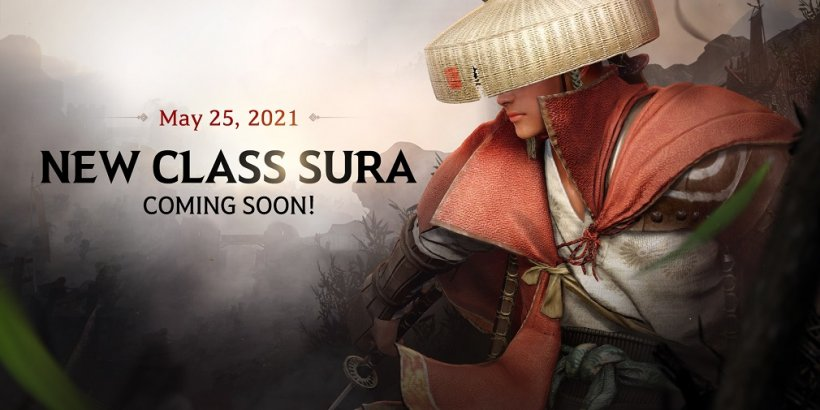 Black Desert Mobile adds a new class, Sura, the subtle Ninja in latest update
