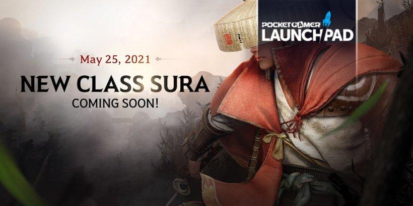 Black Desert Mobile reveals new katana-wielding Sura class