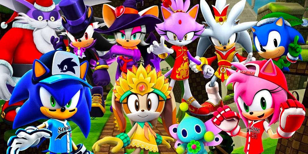 Test de Sonic Forces: Speed Battle