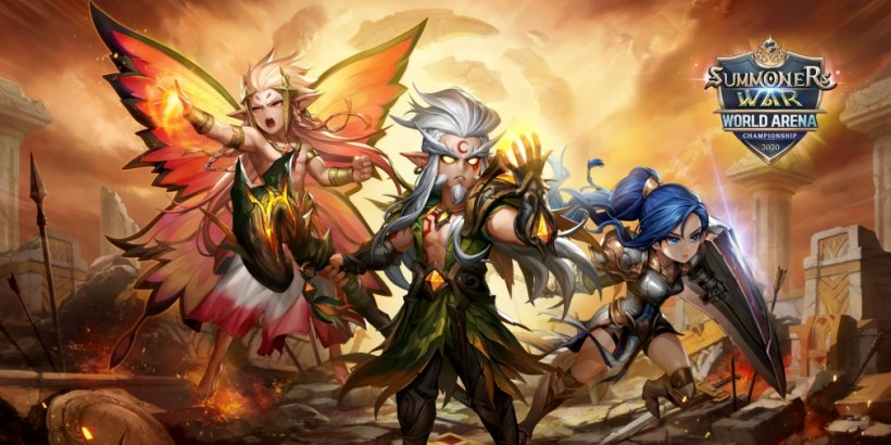 Summoners War's World Arena Championship has drawn to a close with a record number of viewers