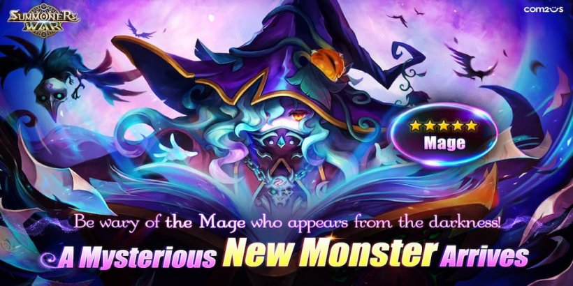 Summoners War: Sky Arena celebrates its seventh anniversary with a new Monster