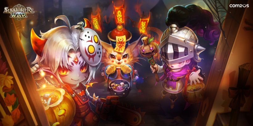 Summoners War introduces new monster the Totemist alongside a host of Halloween events