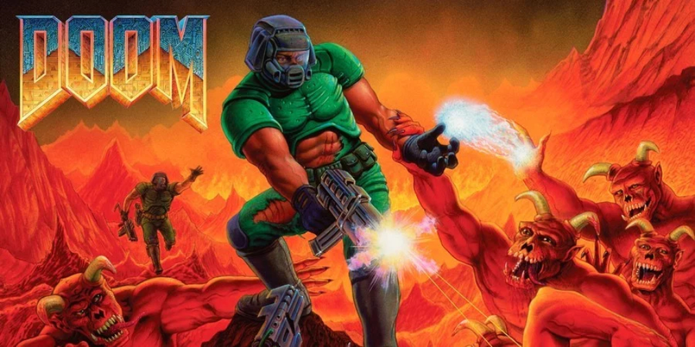 Doom I, Doom II, Doom III all launch on Switch today, with I & II also headed to mobile