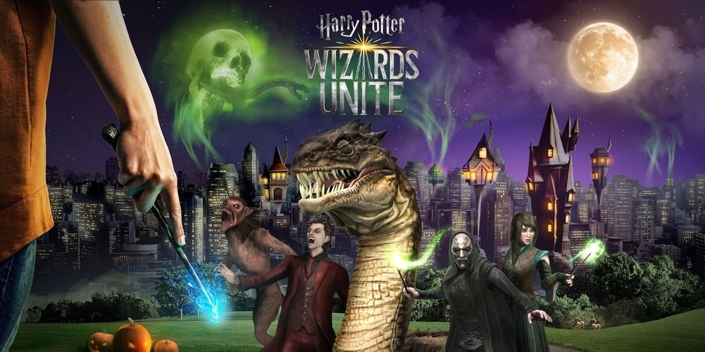 Slytherin's Basilisk returns in final Harry Potter: Wizards Unite Dark Arts month event