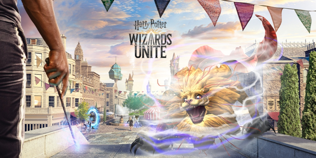 Harry Potter: Wizards Unite developer Niantic has unveiled a host of stats as they celebrate the game's first year