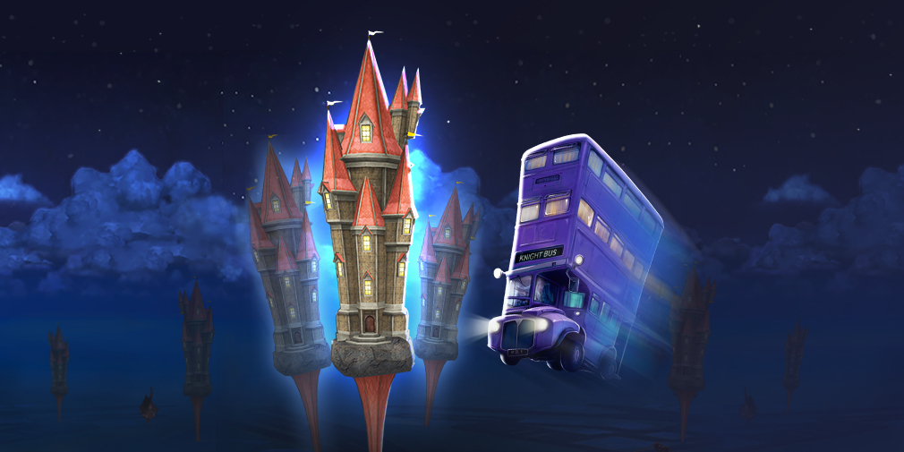 Harry Potter: Wizards Unite's Knight Bus makes it easier to play from home