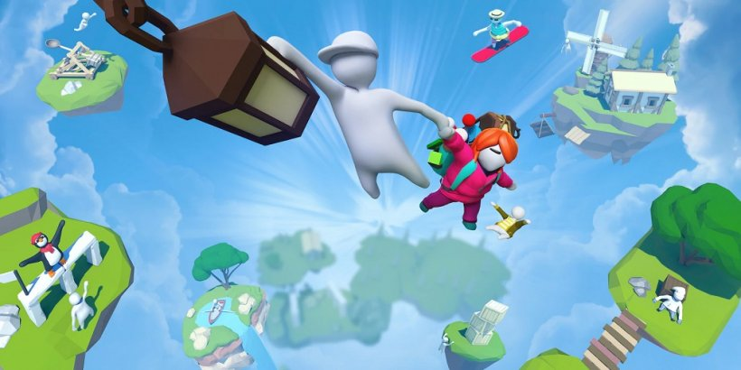 Human: Fall Flat adds two new fan-created levels on mobile