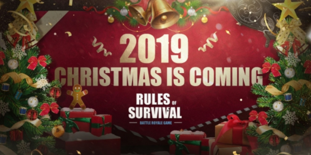 Rules of Survival gets all festive with its Christmas-themed 'Give More Get More' event