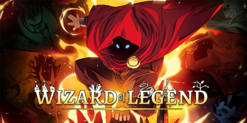 Wizard of Legend, the popular pixel art dungeon crawler on consoles, is coming to mobile soon