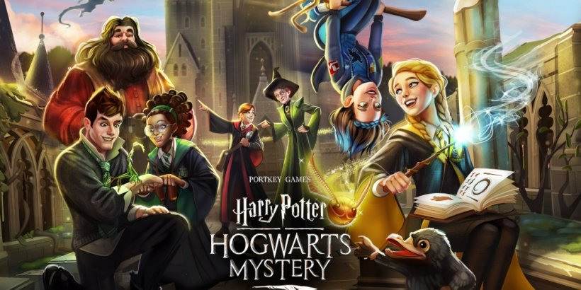Harry Potter: Hogwarts Mystery introduces a new Secret Room and celebrates the 20th anniversary of the first Harry Potter movie