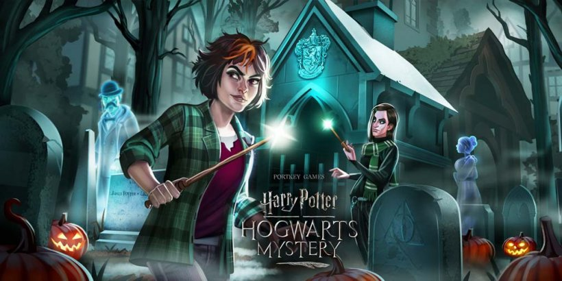 Harry Potter: Hogwarts Mystery welcomes players to Godric's Hollow during limited-time Halloween event