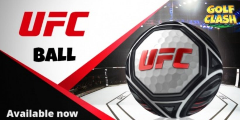 Win tickets to the UFC's Jon Jones versus Dominick Reyes fight with Playdemic's Golf Clash