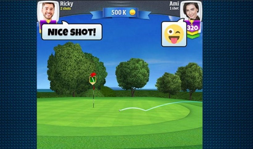 How to play Golf Clash. Tips to help you hit good, clean shots in the golf duelling phenomenon