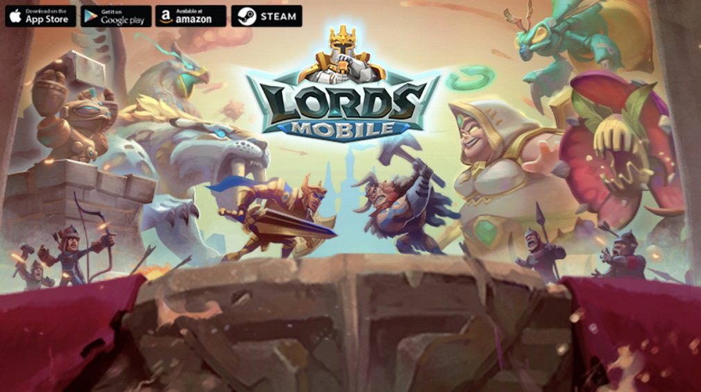 Share your Lords Mobile story to win prizes, including a limited edition 'Lords Cube'