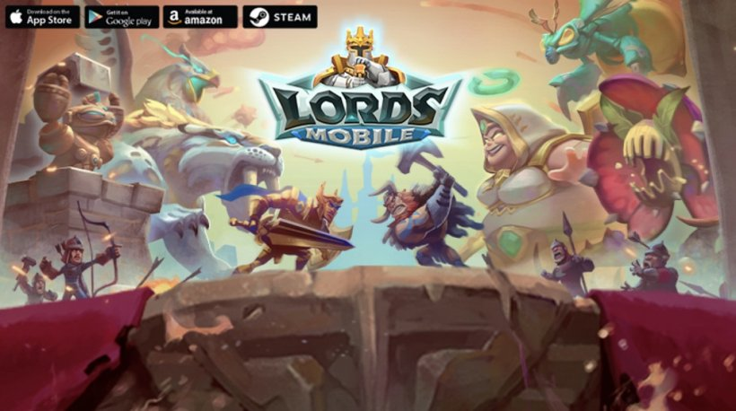 Familiars will now play a bigger role in popular strategy MMO Lords Mobile