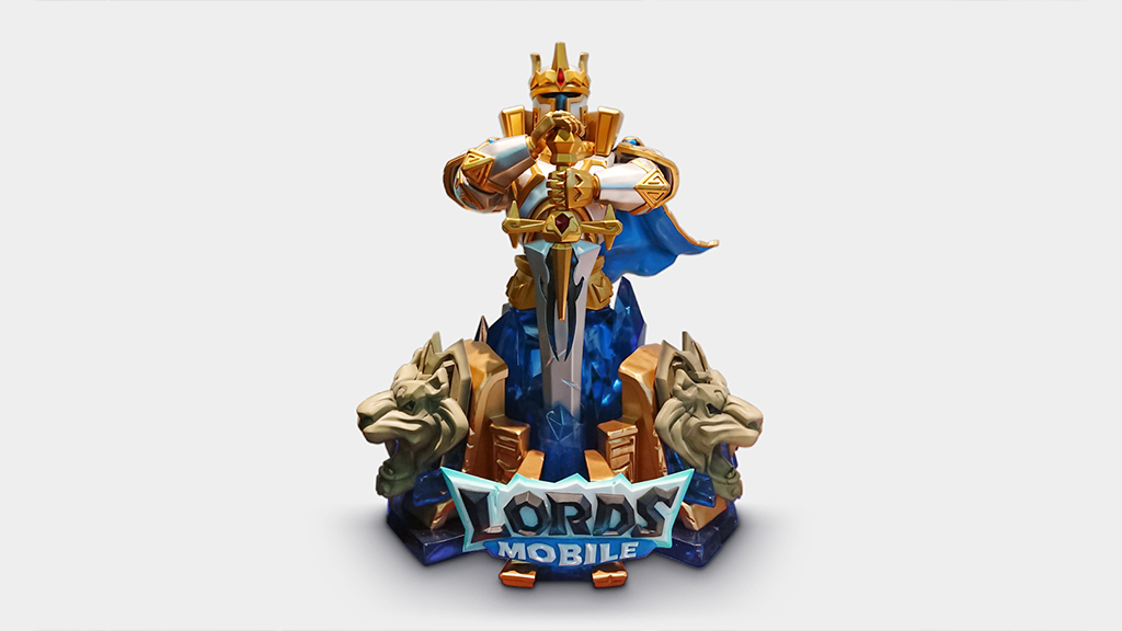 IGG tempts super-fans with new Lords Mobile merchandise
