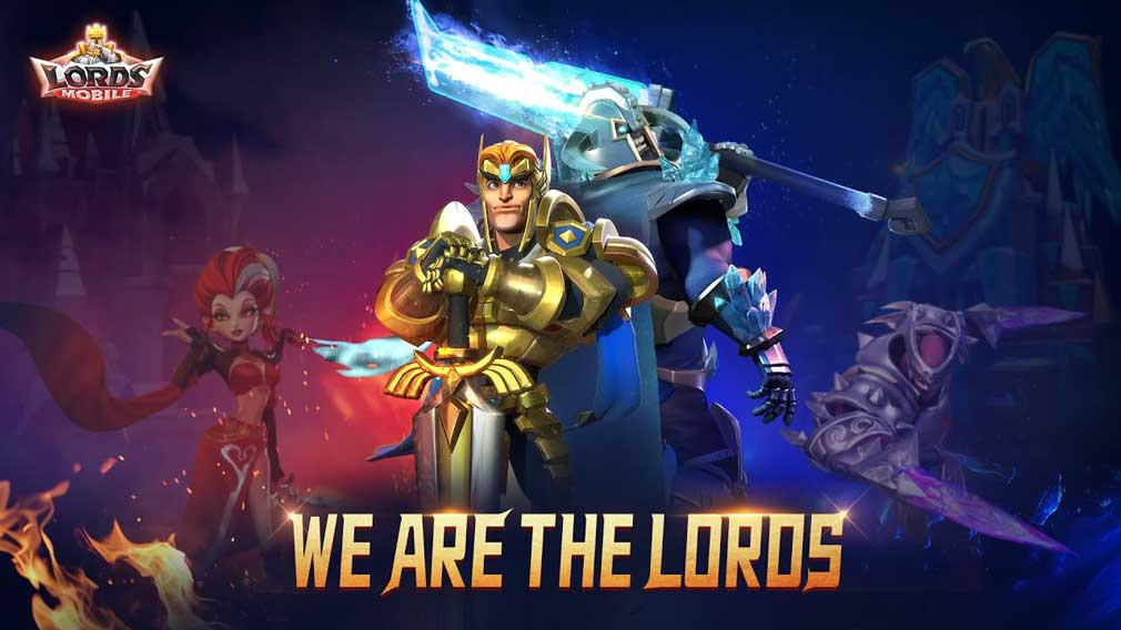 Lords Mobile is holding an Ultimate Guild Event to celebrate the best guilds on the battlefield