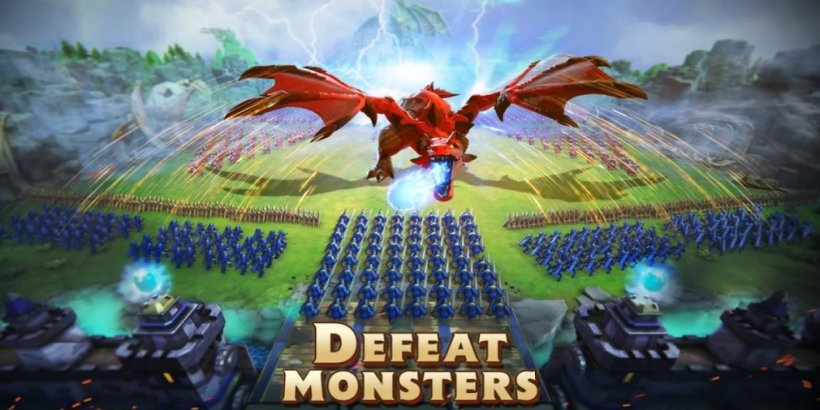 Lords Mobile Monster Hunt - Tips for building the best teams to slay beasties
