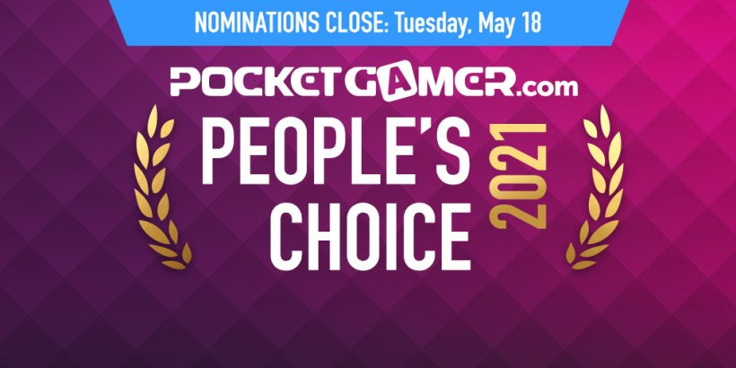 Nominate YOUR Game of the Year for the Pocket Gamer People's Choice Award 2021
