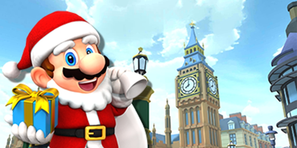 Mario Kart Tour's London tour begins next week