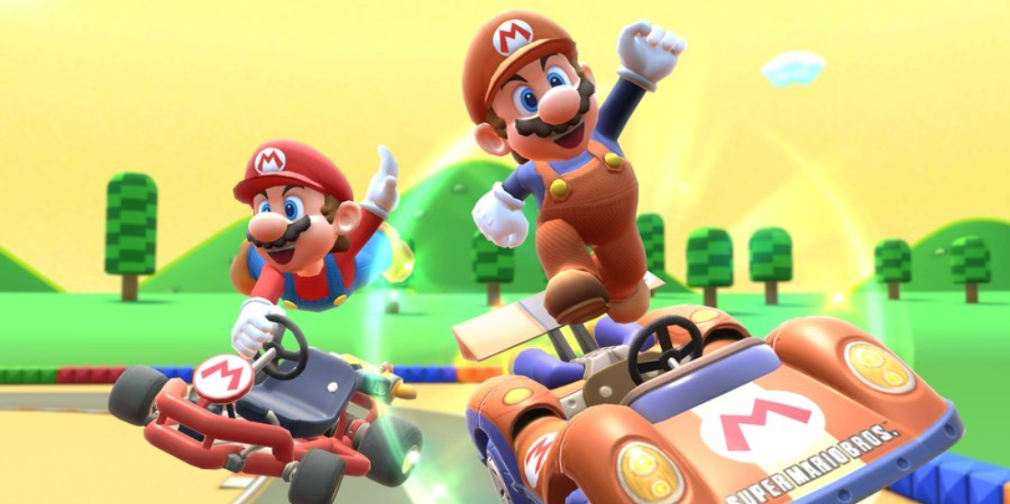 Mario Kart Tour's Mario Bros. Tour kicks off today, adds a remixed version of Mario Circuit